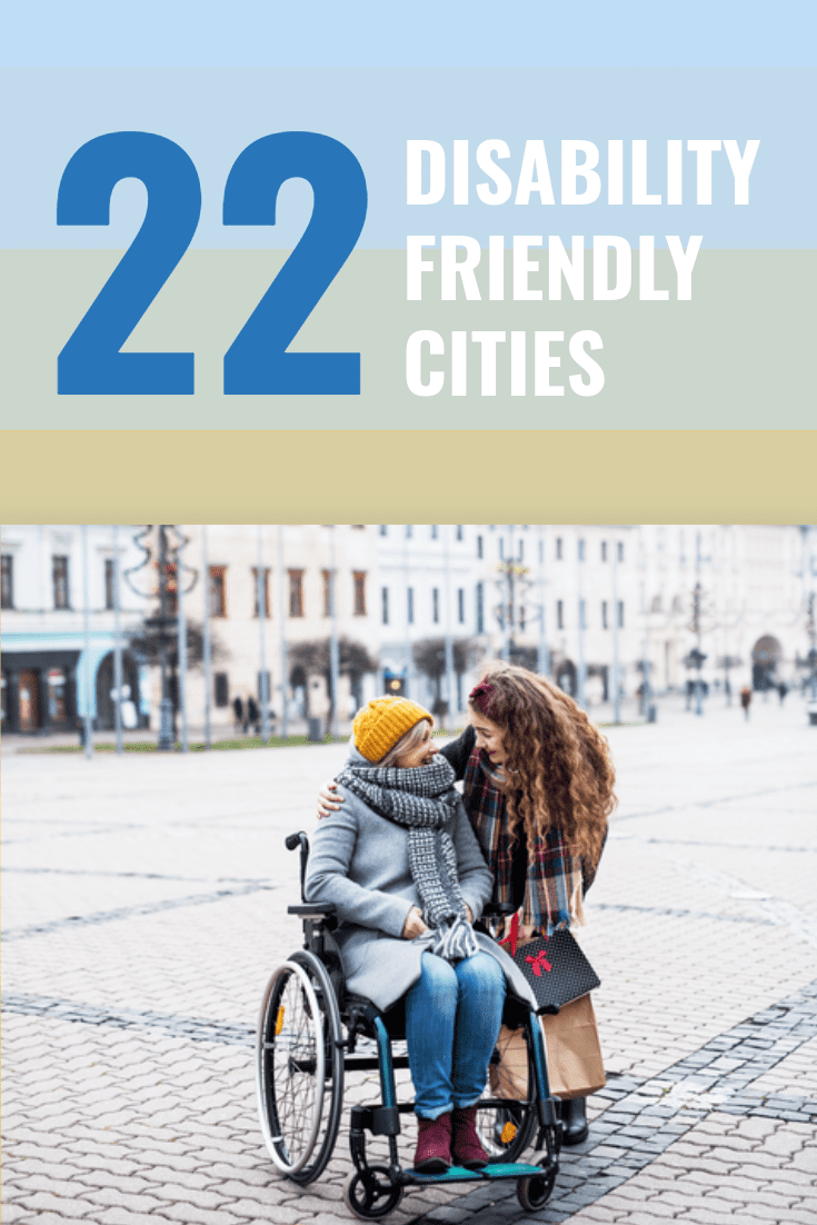 cities for disabled people